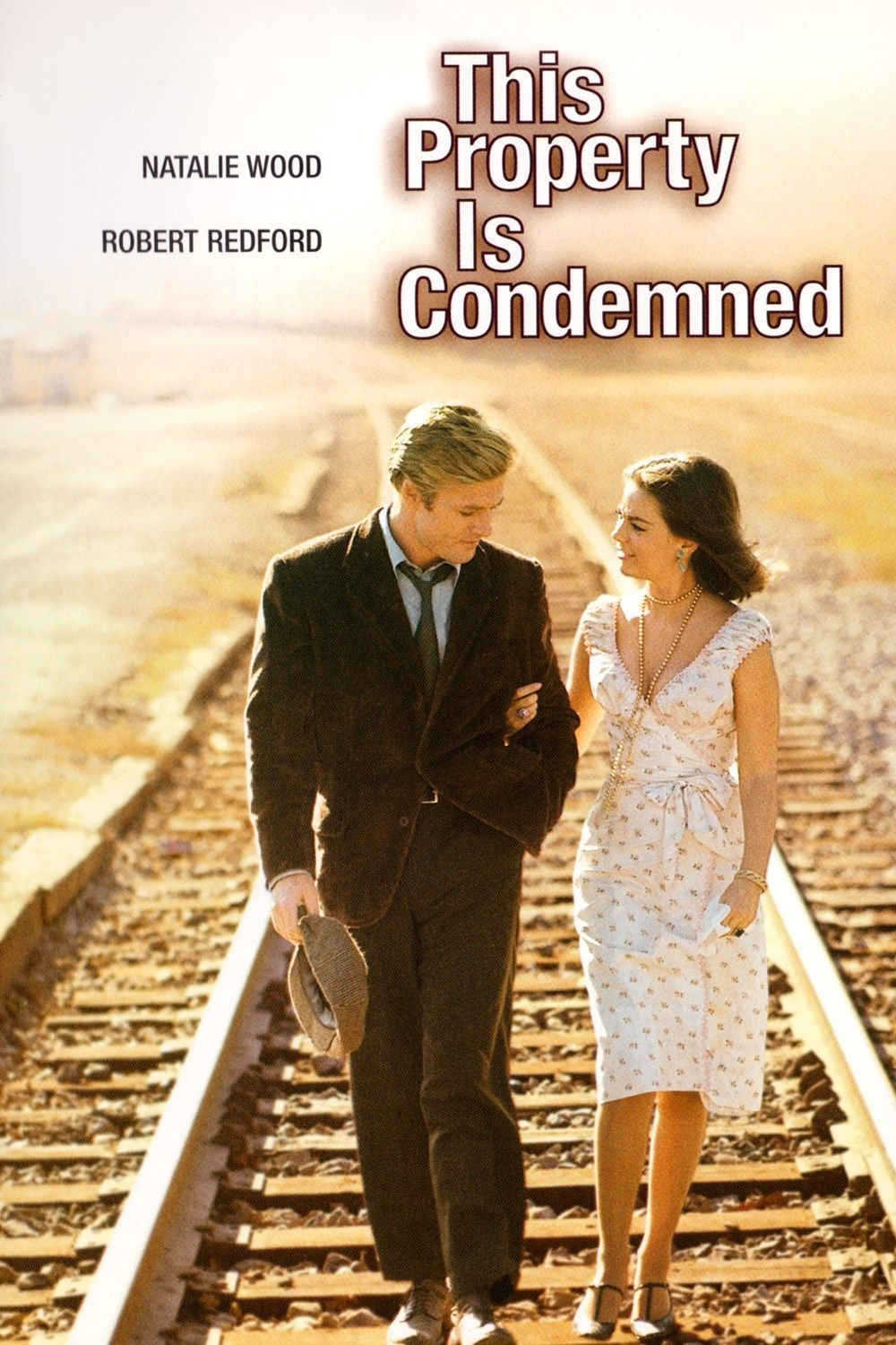 This Property Is Condemned - Staring Natalie Wood -8766