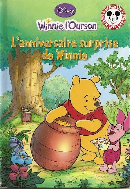 Winnie L Ourson L Anniversaire Surprise De Winnie Anniv