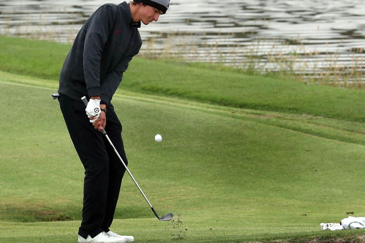 Apsu mens golf sits in second at wofford invitational