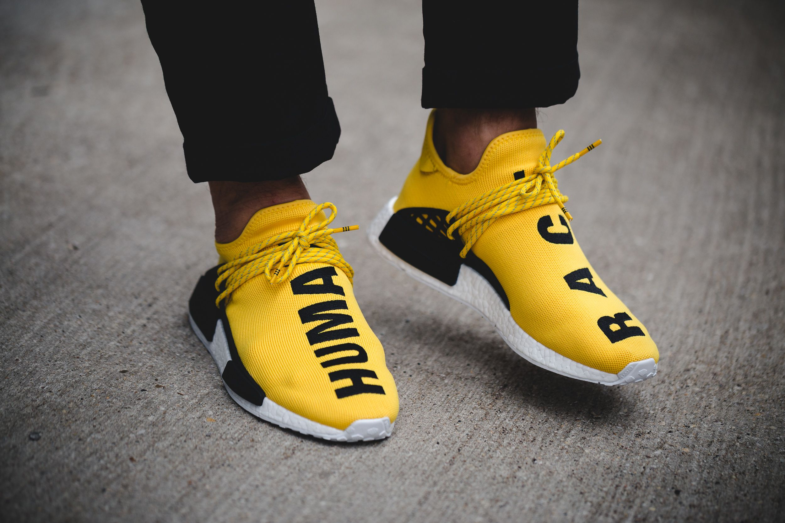 After being curiously spotted for the last few months on the feet of  Pharrell Williams 5268329db5