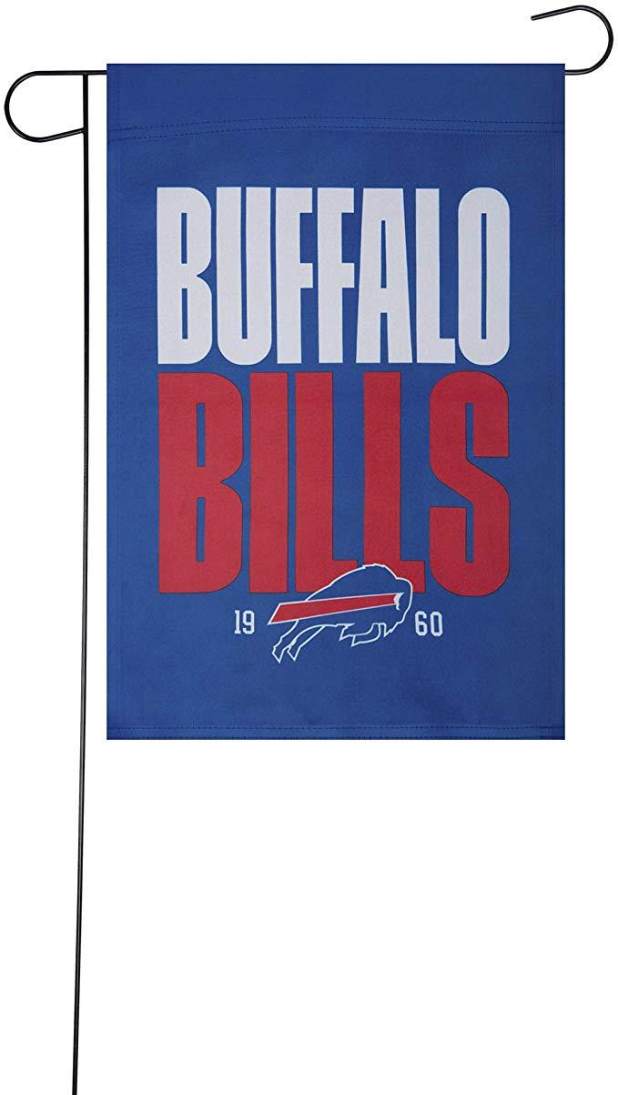 NFL Double Sided Established Team Logo Garden FlagDouble Sided Established Team Logo Garden Flag