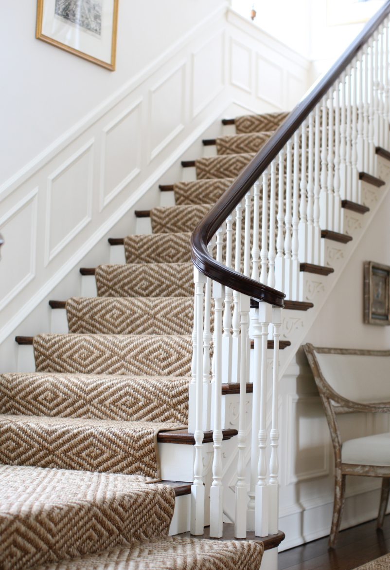 Best Top Ten Favorite Seagrass Accents Staircase Runner 400 x 300