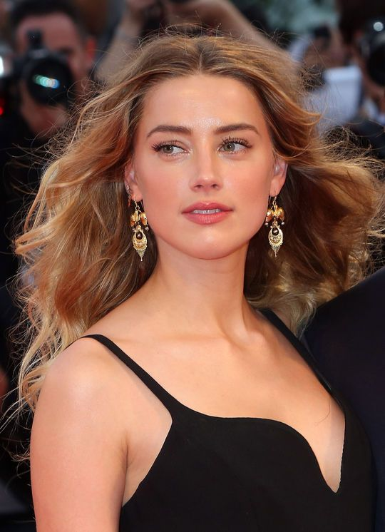 Amber Heard Had The Most Gorgeous Beauty Weekend Ever Amber Heard Hair Amber Heard Style Amber Heard