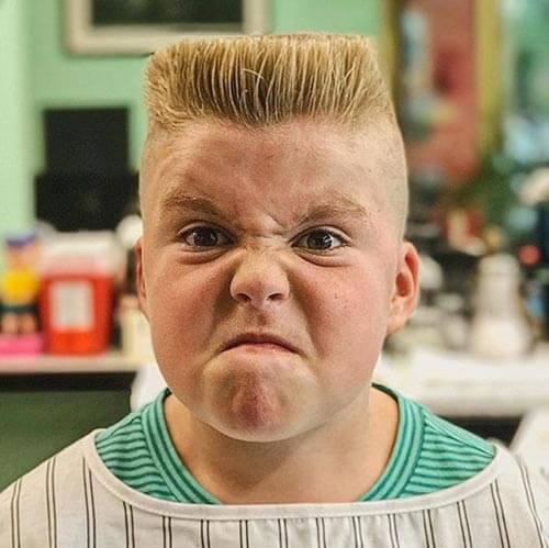 45++ Flat top haircut for kids trends