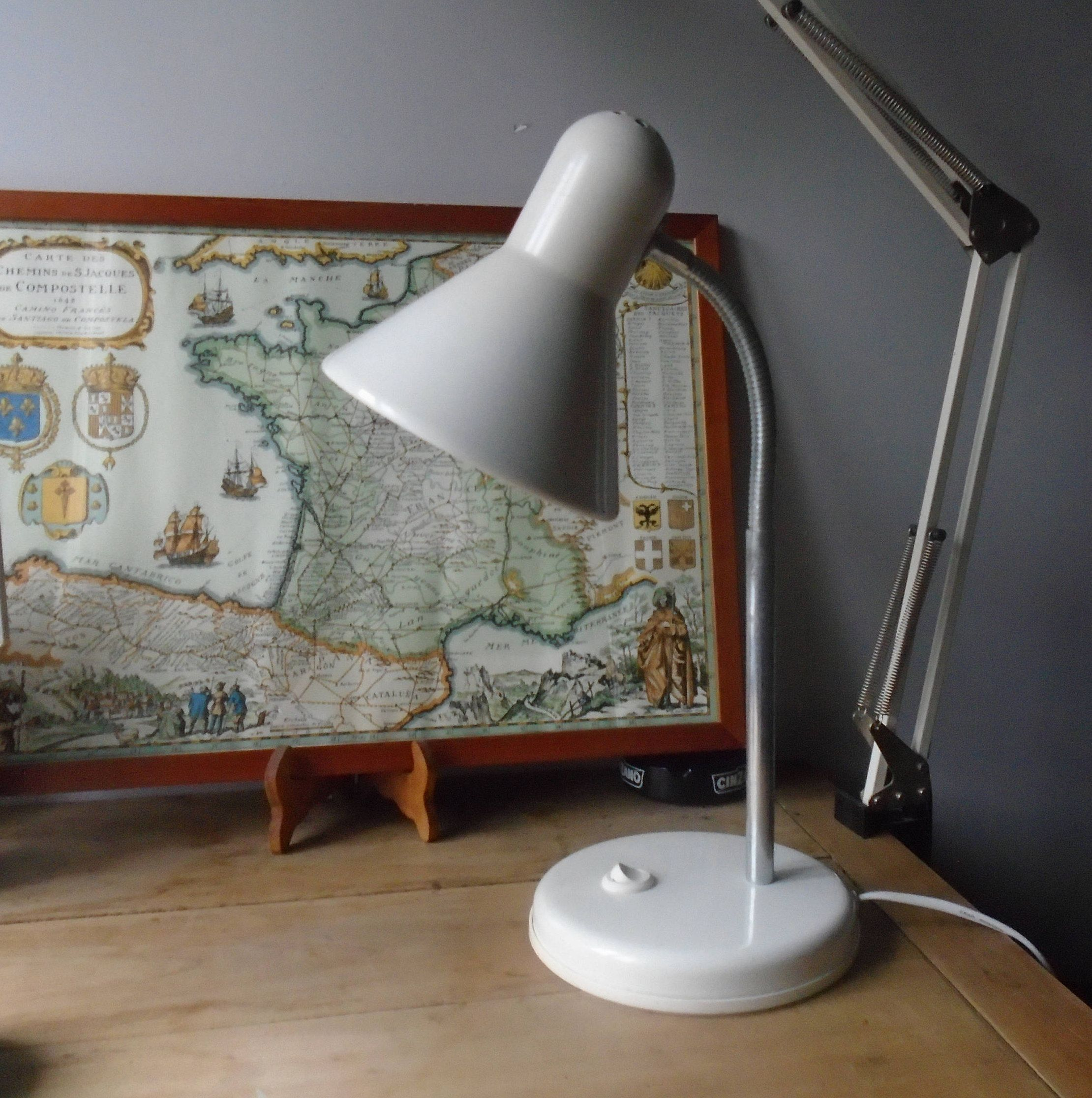 Lamp Desk Lamp Workshop Pinterest