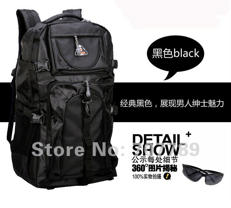 2012 new style camping hiking backpack sport backpack fashion free shipping sports orange