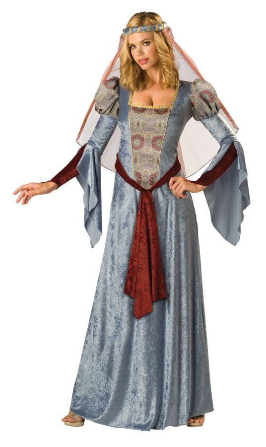 e3f4a9ebb Medieval Women | MAID MARIAN RENAISSANCE FAIRE MEDIEVAL ADULT WOMEN'S  COSTUME