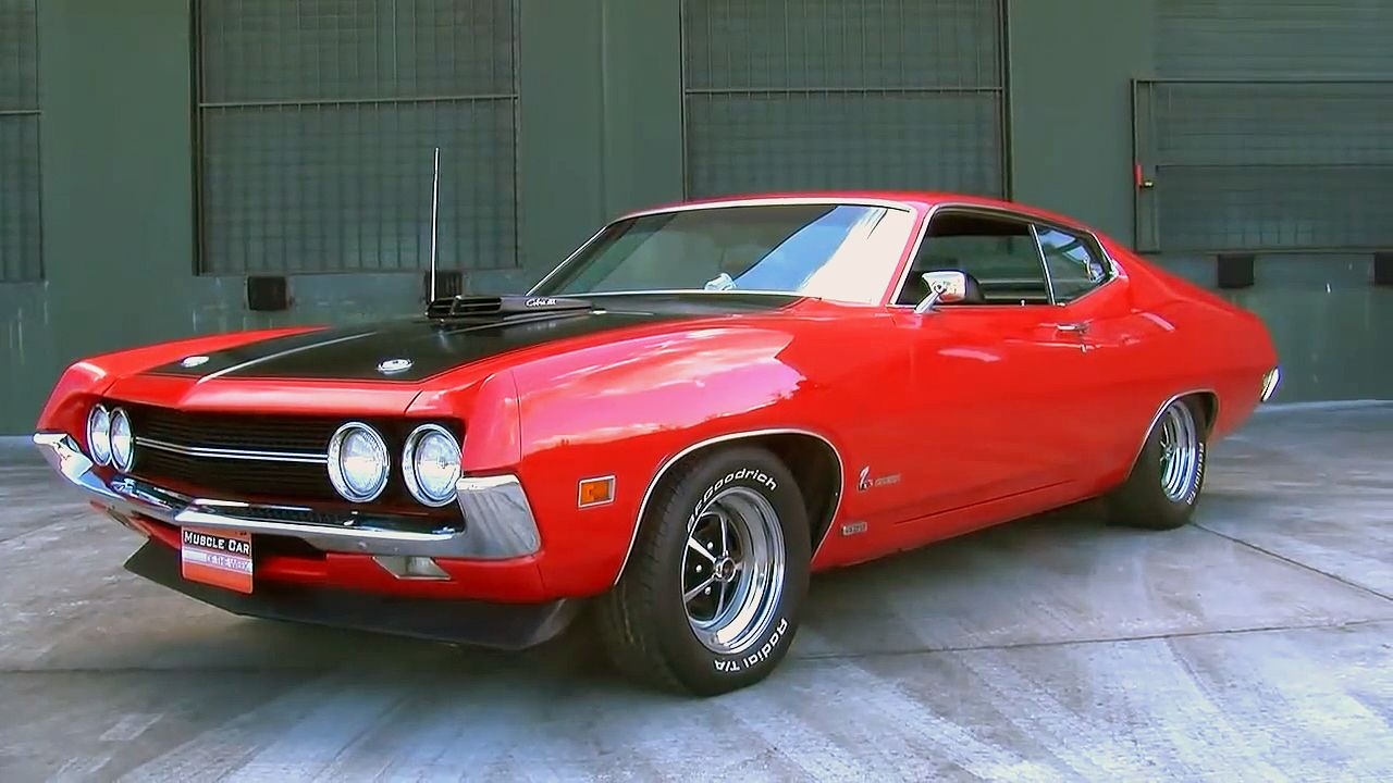 Top Seven Most Powerful and Fastest Classic Muscle Cars