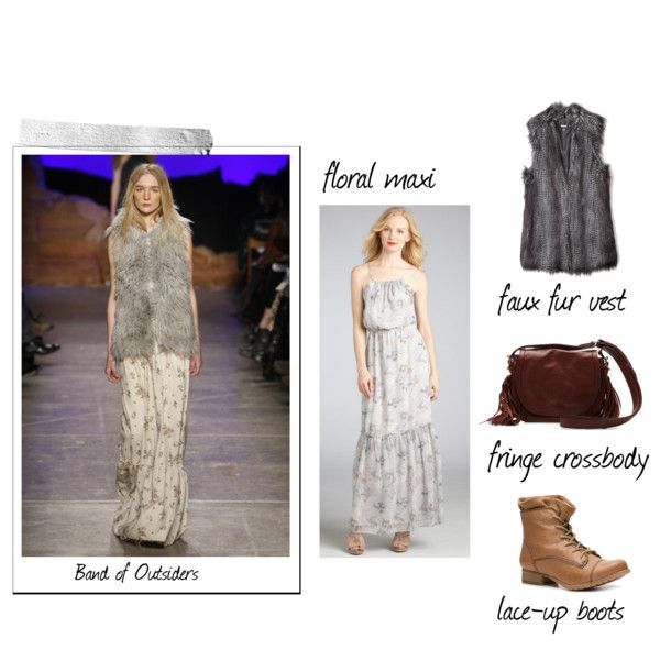 """""""haute boheme"""" by thedoubleissue on Polyvore"""