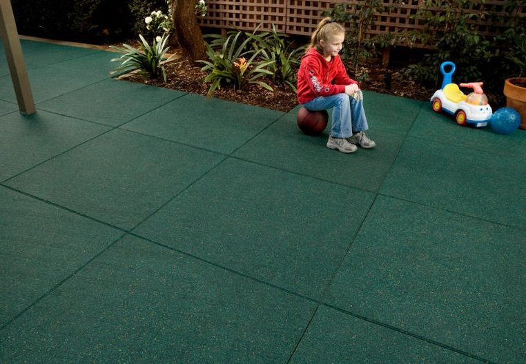 Rubber Tiles For Playground You Can Also Create A Playground For