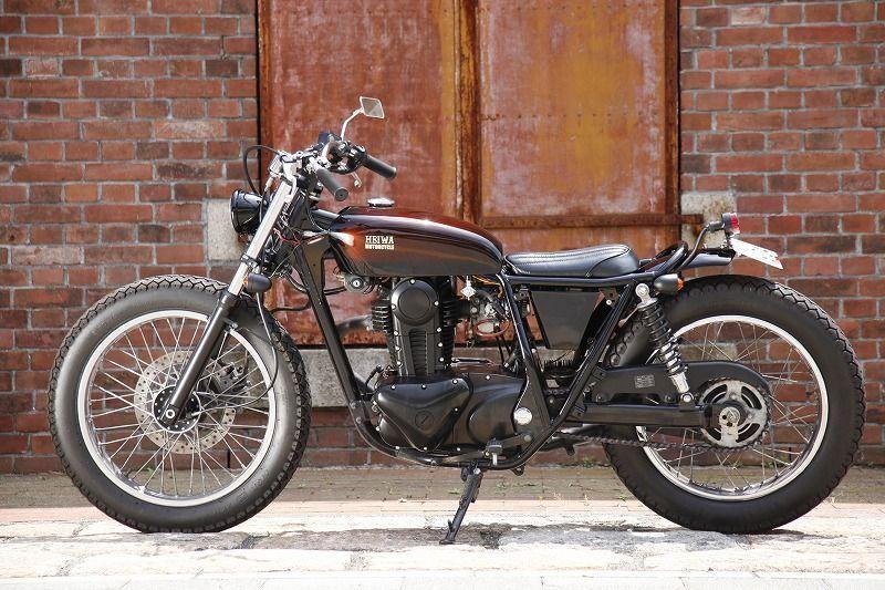 平和モーターサイクル - HEIWA MOTORCYCLE - | 250TR 006 (KAWASAKI)