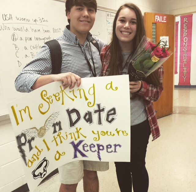 harry potter promposals - Google Search