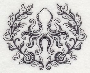 Photo of Octopus and Seaweed Laurel