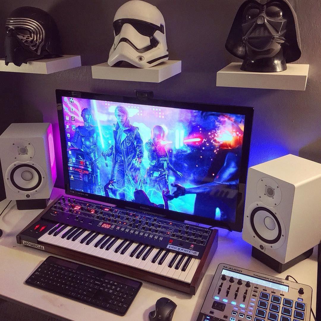 Musicstudios 14478425 1776279935975294 5309071050963681280 N Photos De Home Studios Homestudio Configuration Home Studio Studio De Musique Formation En Ligne