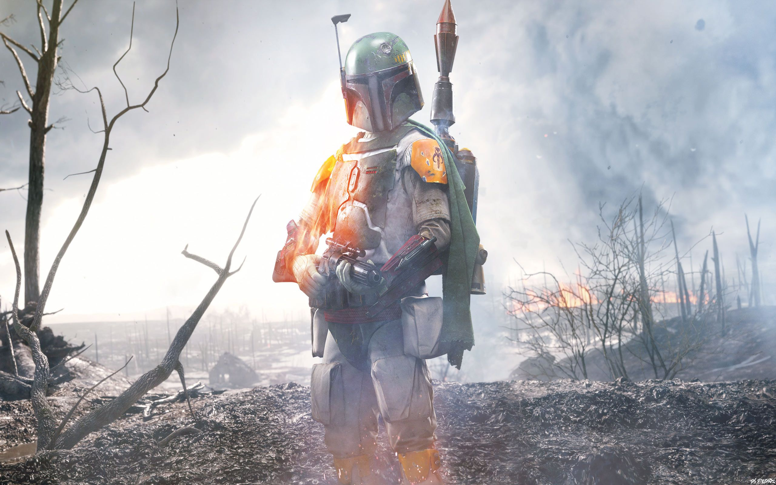 Free Star Wars Boba Fett Computer Desktop Wallpapers Pictures Images Boba Fett Wallpaper Desktop Background Pictures Background Pictures