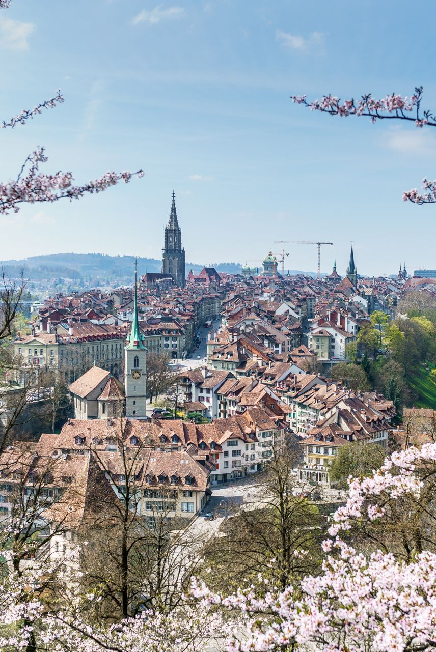10 Ausflugstipps Fur Garantierte Fruhlingsgefuhle Schweiz Ausflug Urlaub Schweiz Reiseziele