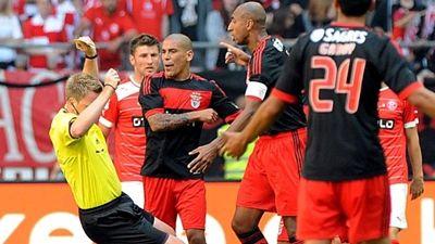 """""""Benfica é uma equipa sem vergonha e com falta de respeito"""" - Renascença"""