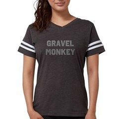 6fbe21b702f5 Gravel Monkey - Geologist - Black T-Shirt @ CafePress.com | Wit ...
