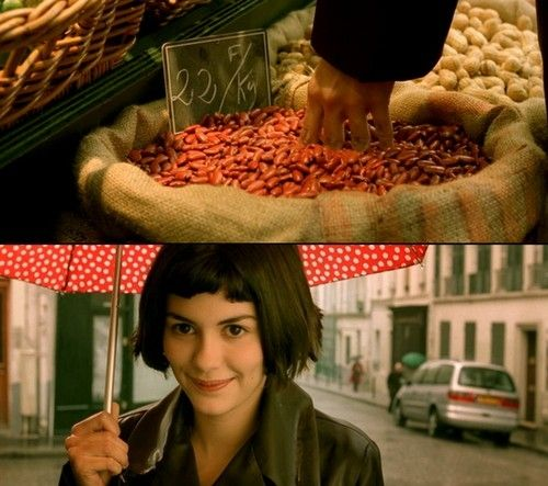 More Amelie...