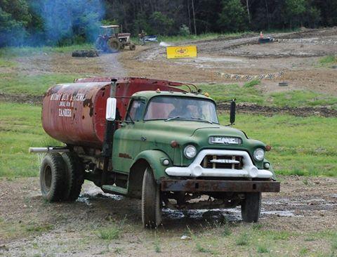 1956 Gmc 660 Series 4 71 Diesel Water Truck Gm Trucks Cars Trucks Heavy Truck