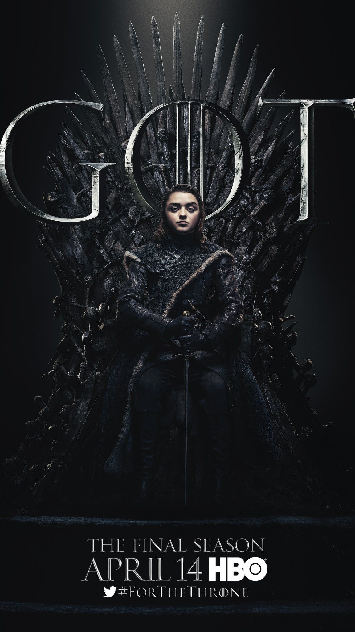 Aryastark The North Remembers Game Of Thrones Game Of Thrones Funny Hbo Game Of Thrones Arya Stark