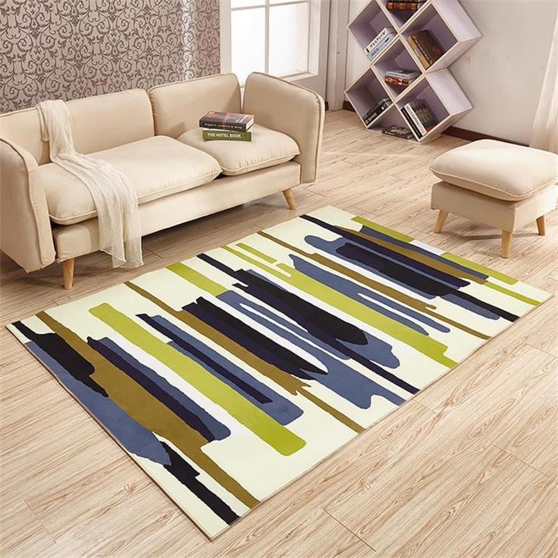 Modern Simple Area Rug For Living Room Home Bedroom Rugs And Carpets