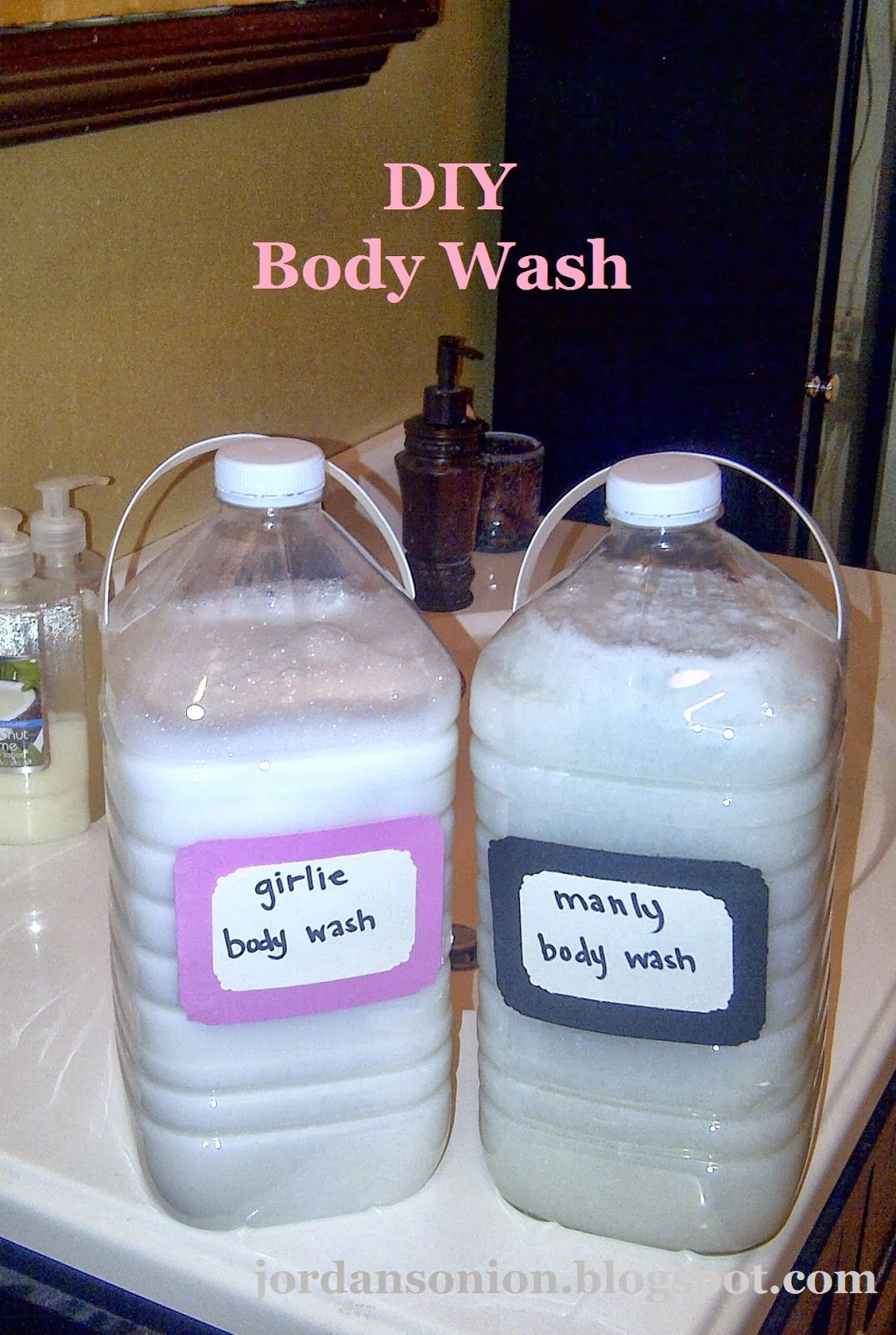 This is the one I will be trying! Diy body wash, Diy