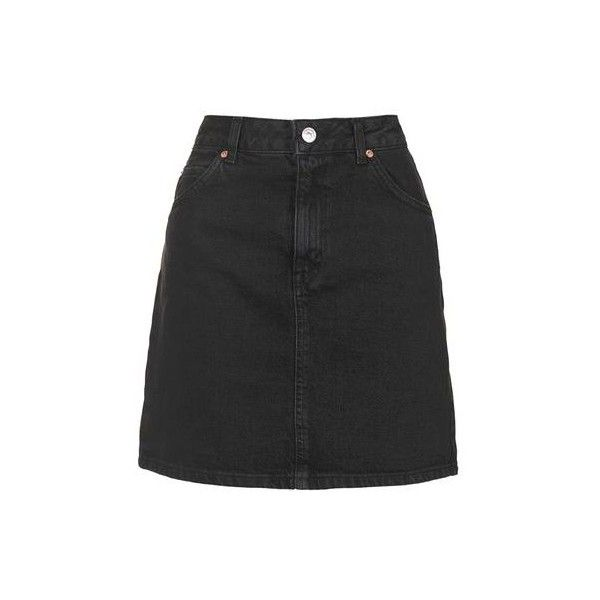 Topshop Womens High Waisted Denim Skirt - Find Great Sale Websites Cheapest Price For Sale l9f98r0