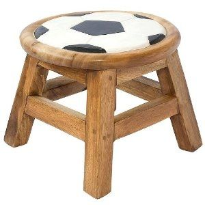 Sitting Stool - Boys Bedroom could make into a time out stool :)