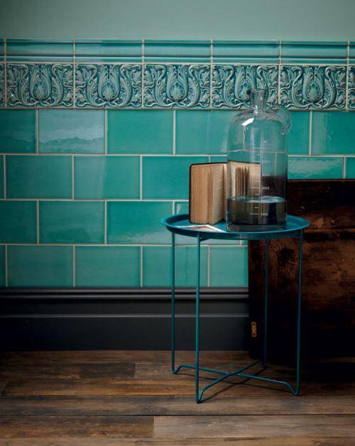 Beautiful Edwardian Range Of Tiles From Fired Earth Edwardian