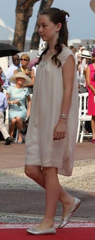Princess Alexandra of Hanover - daughter of Prince Ernst August of Hanover and Princess Caroline of Monaco.