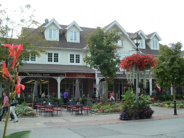 Kleinburg Ontario Is Where We First Lived When Emigrated To Canada In 2005