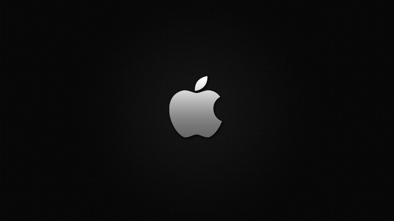 top Cool Keyboard Background Black apple logo, Logo