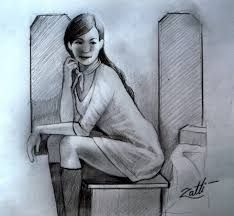 Resultado de imagem para desenhos de mulheres  japonesas