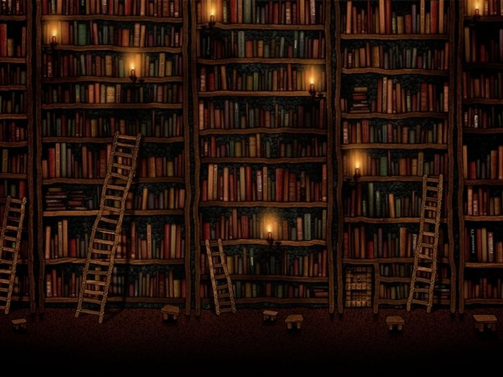 Bookshelves Mac Wallpaper Download Free Mac Wallpapers