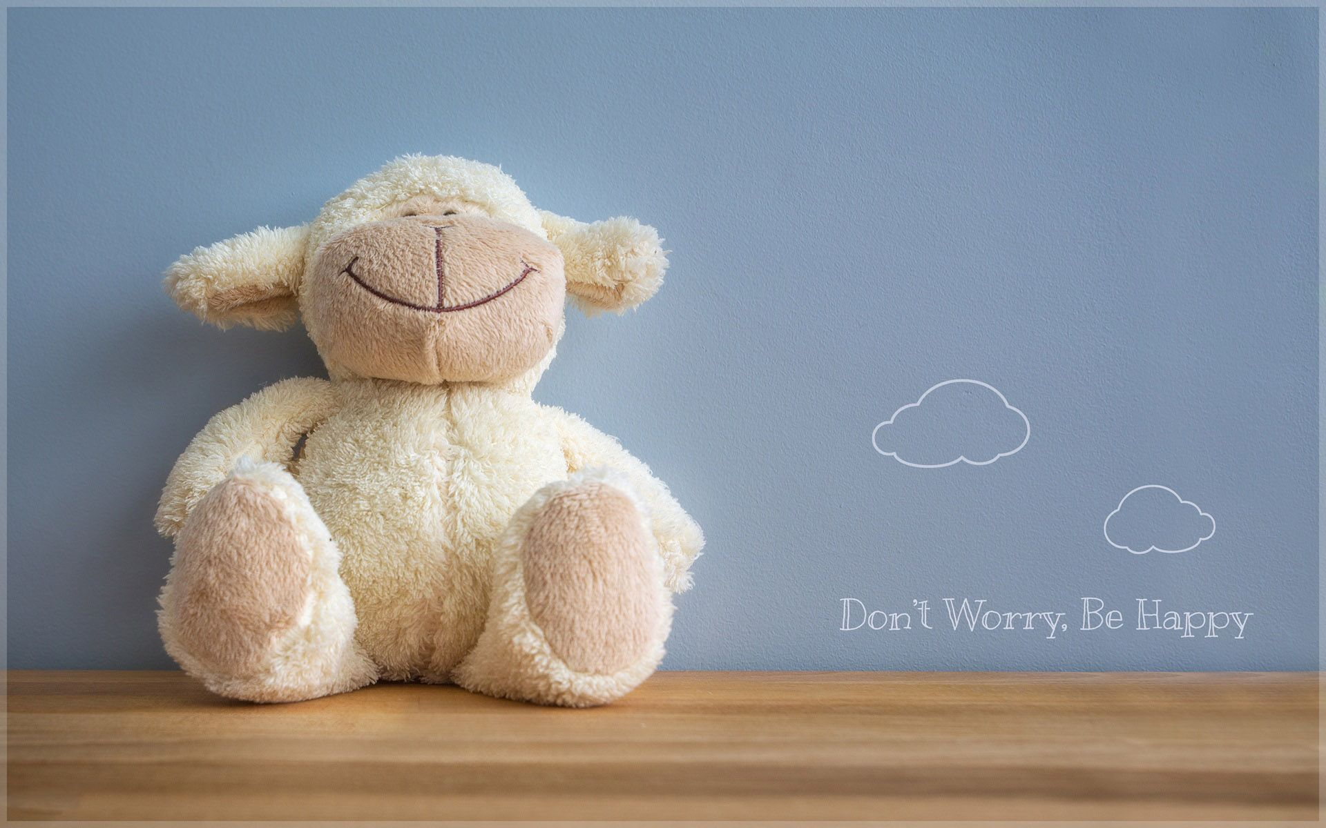 Don't Worry Be Happy Desktop Background Wallpapers