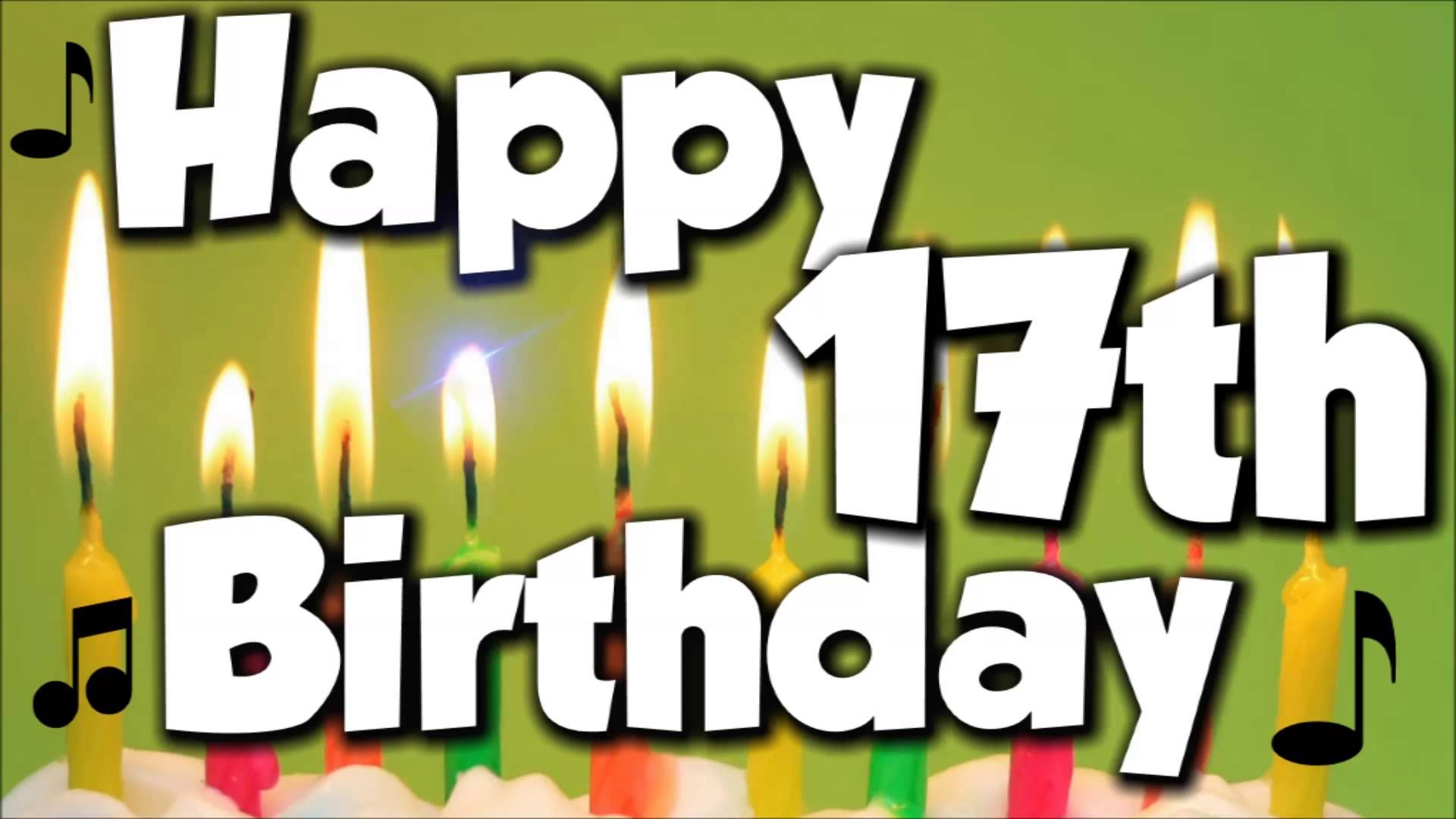 17th birthday cards happy birthday cards pinterest 17 birthday 17th birthday cards bookmarktalkfo Image collections