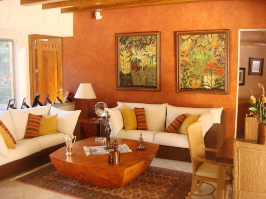Sala casa sola residencial en venta en club de golf tabachines ...