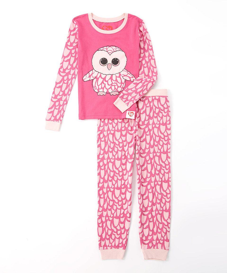 78a1d40076a Pinky Pajama Set - Girls by Beanie Boos  zulily  zulilyfinds ...