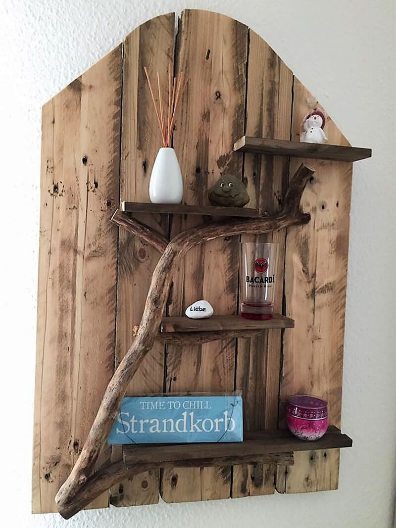 Single Strandkörbe 25 Ways To Upcycle Your Old Used Wood Pallets Pallet Shelves