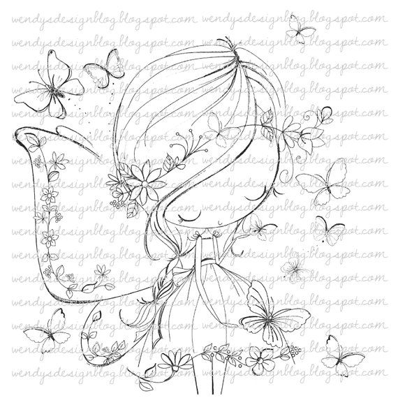 Instant download stamp for scrapbooking, cardmaking and