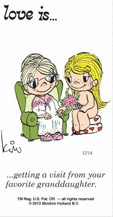 Granddaughter Memes : granddaughter, memes, Maggie, Love., Cartoon,, Comic,, Granddaughter, Quotes