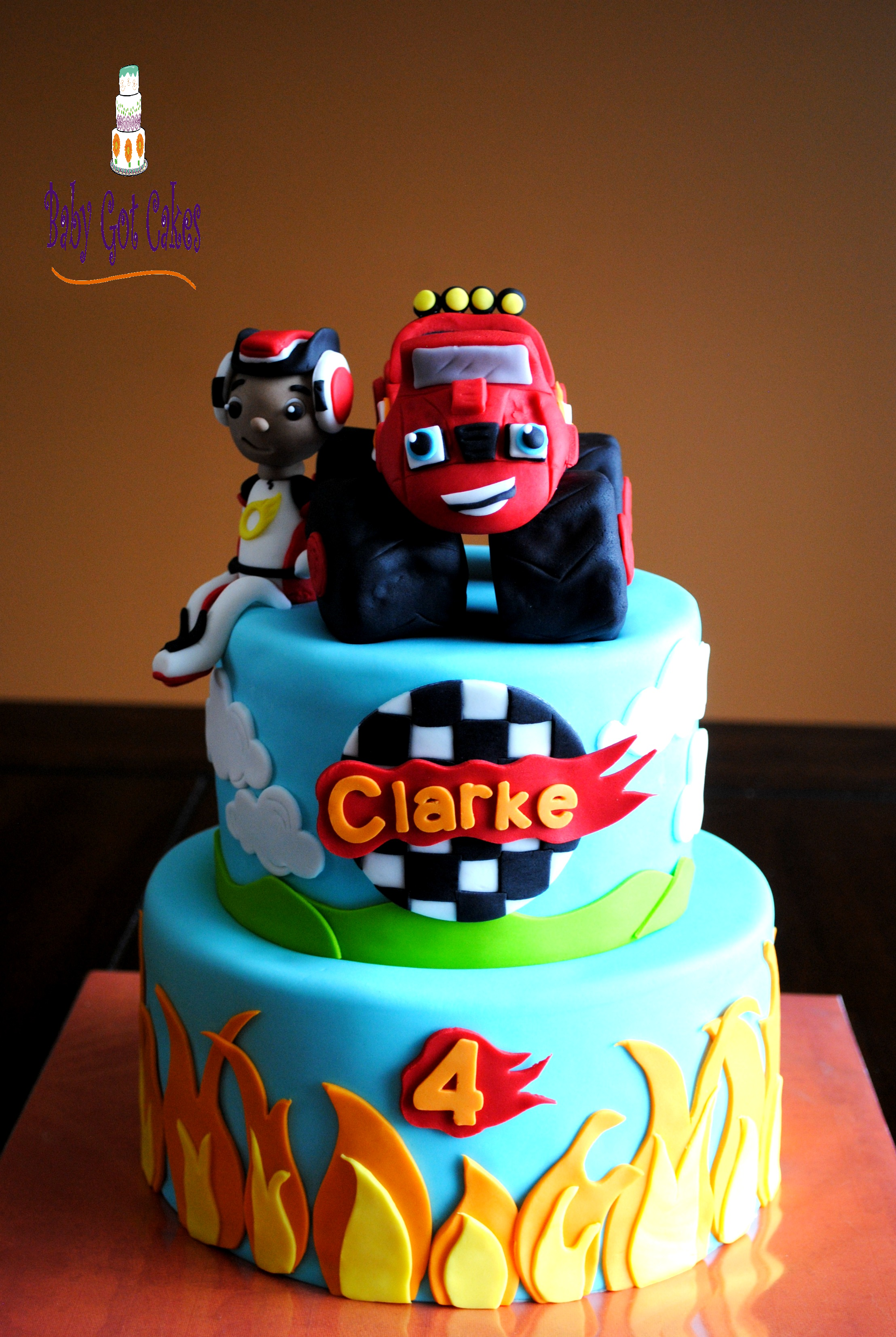 blaze and the monster machine birthday ideas | Blaze & The Monster Machines…