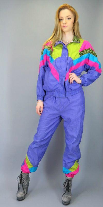 Vintage 90s ladies Full Jogging Suit Pants And Jacket!