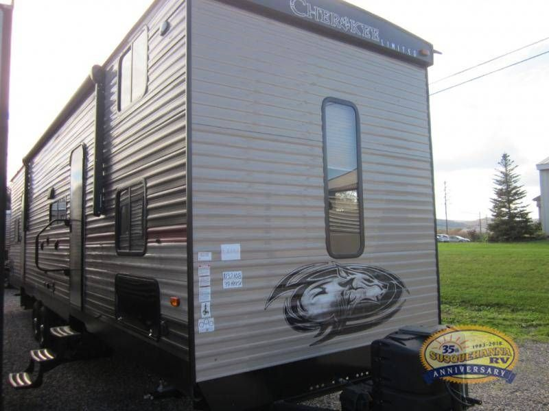 2020 Forest River Cherokee Destination 39sr Camping World Rv