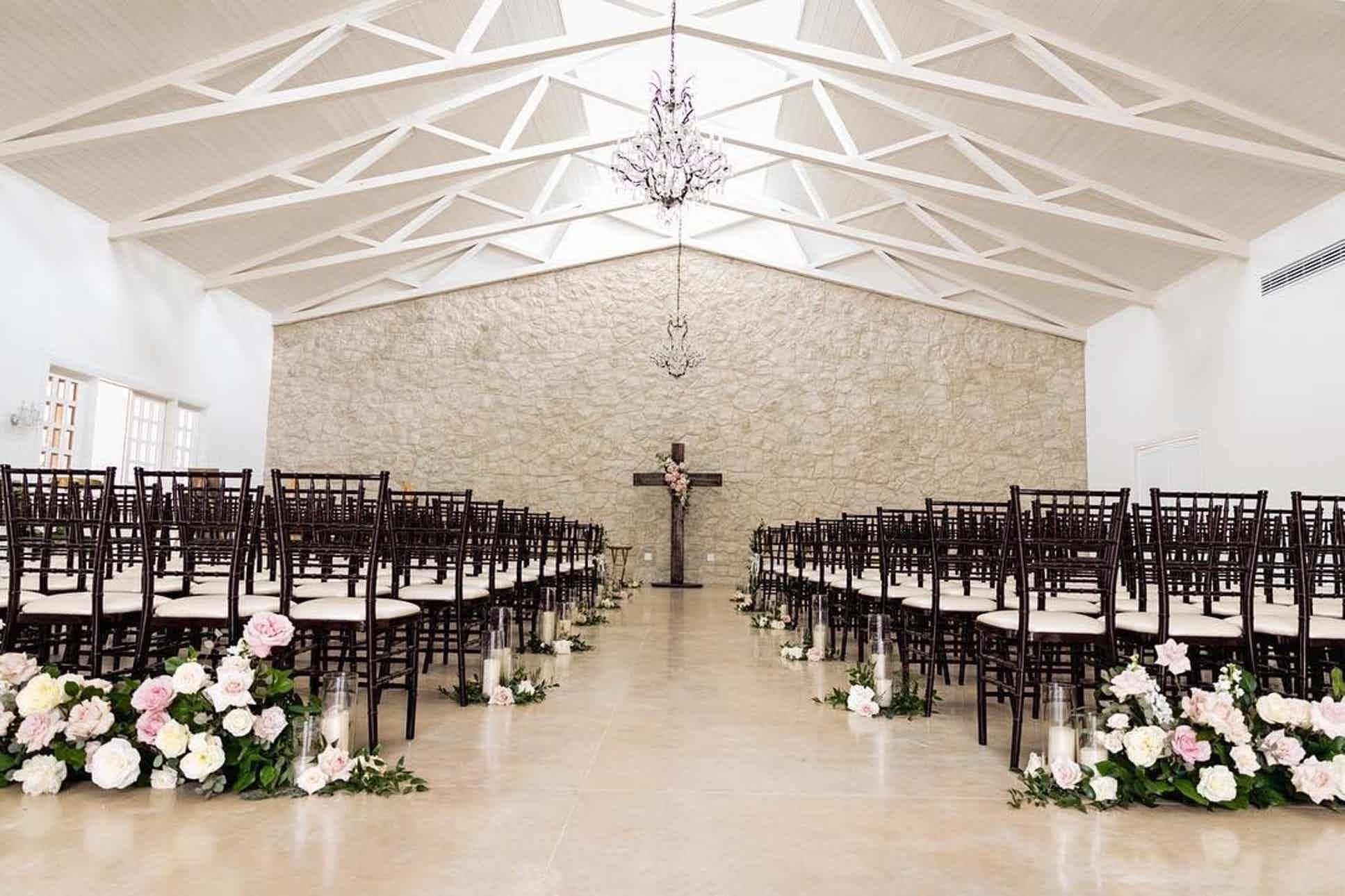 The Ivory Oak Weddings Hill Country Wedding Venue