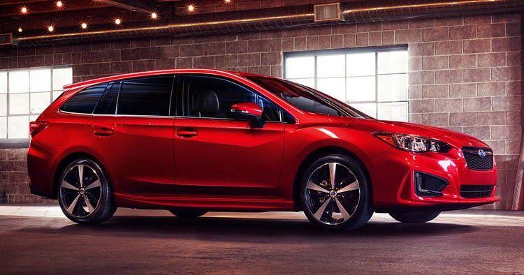 Impreza Sport Wagon Render Exists Because Subaru Keeps