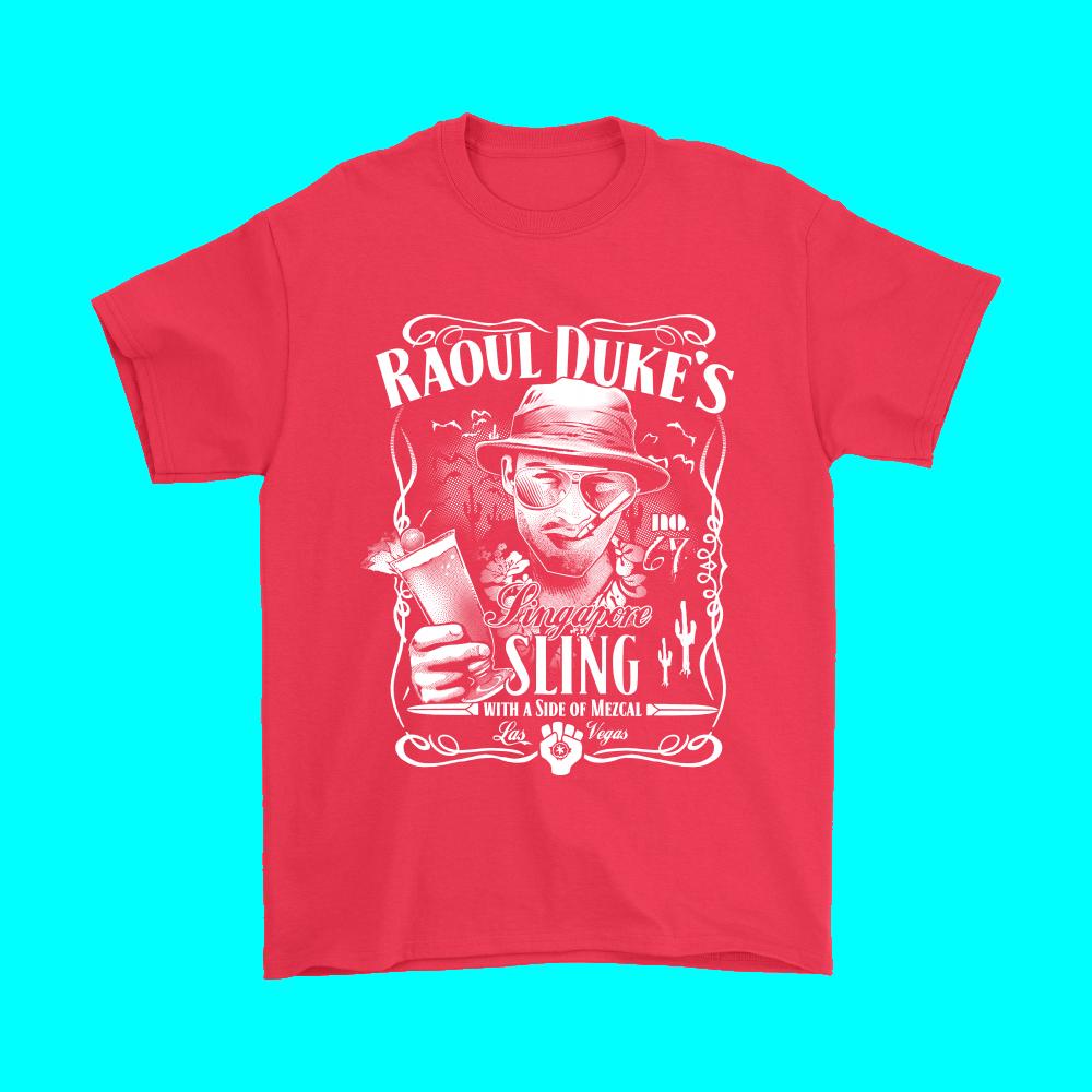 9fadcd81 Raoul Duke's Singapore Sling Shirt | fear & loathing in las vegas ...
