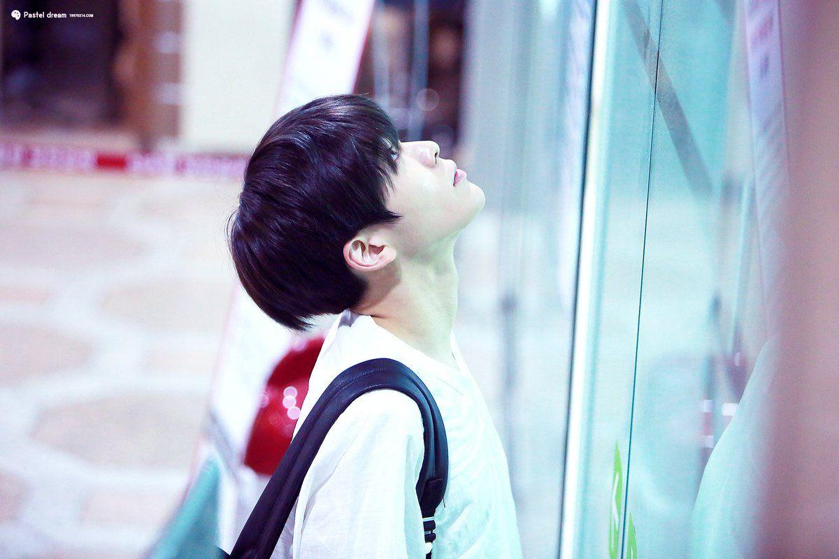 """파스텔드림✨ on Twitter: """"160812 GMP #NCT #JAEHYUN #재현 you will always my 넌 나의 A N G E…"""