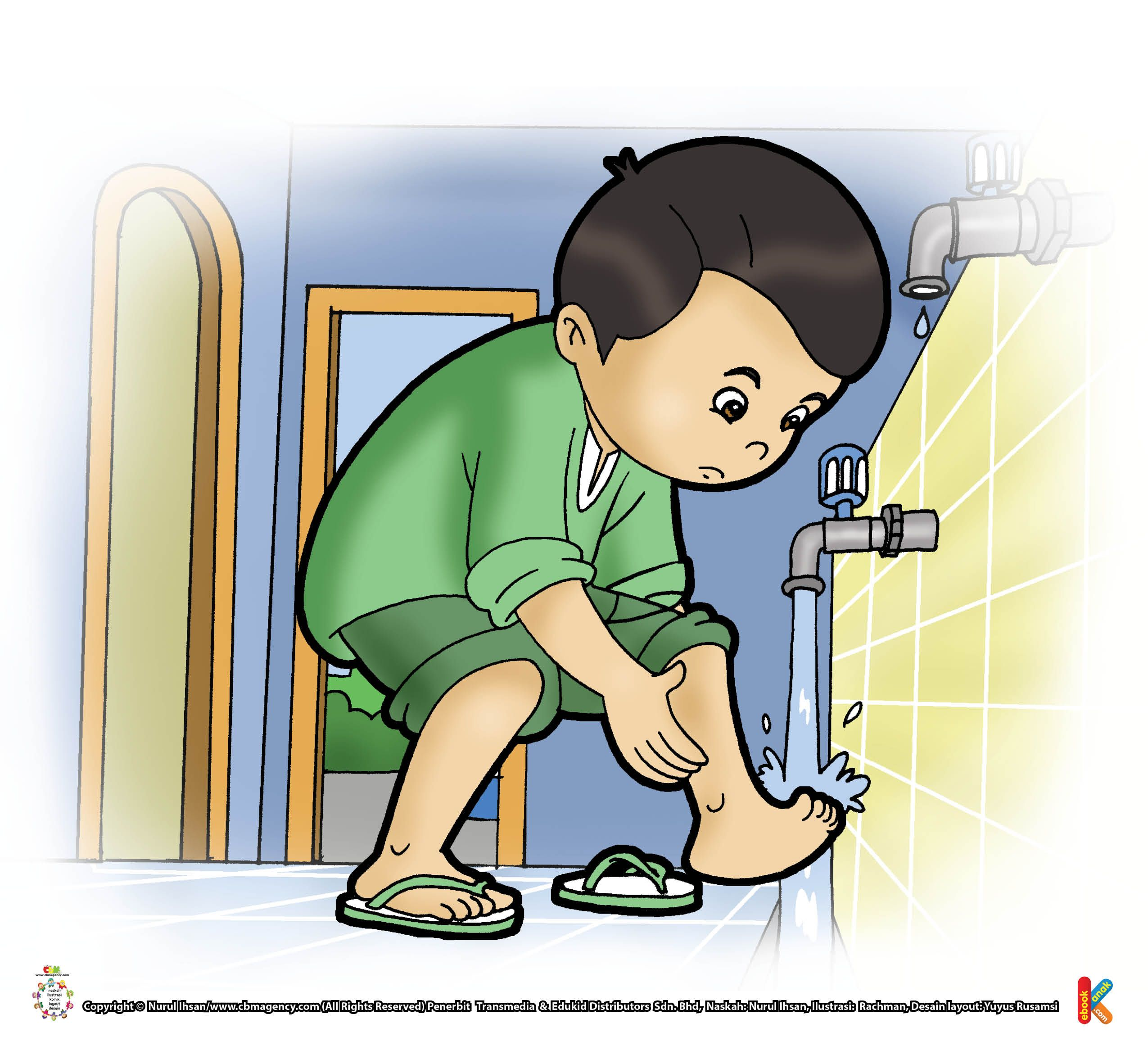 27+ Gambar Kartun Anak Cuci Kaki - Gambar Kartun Mu